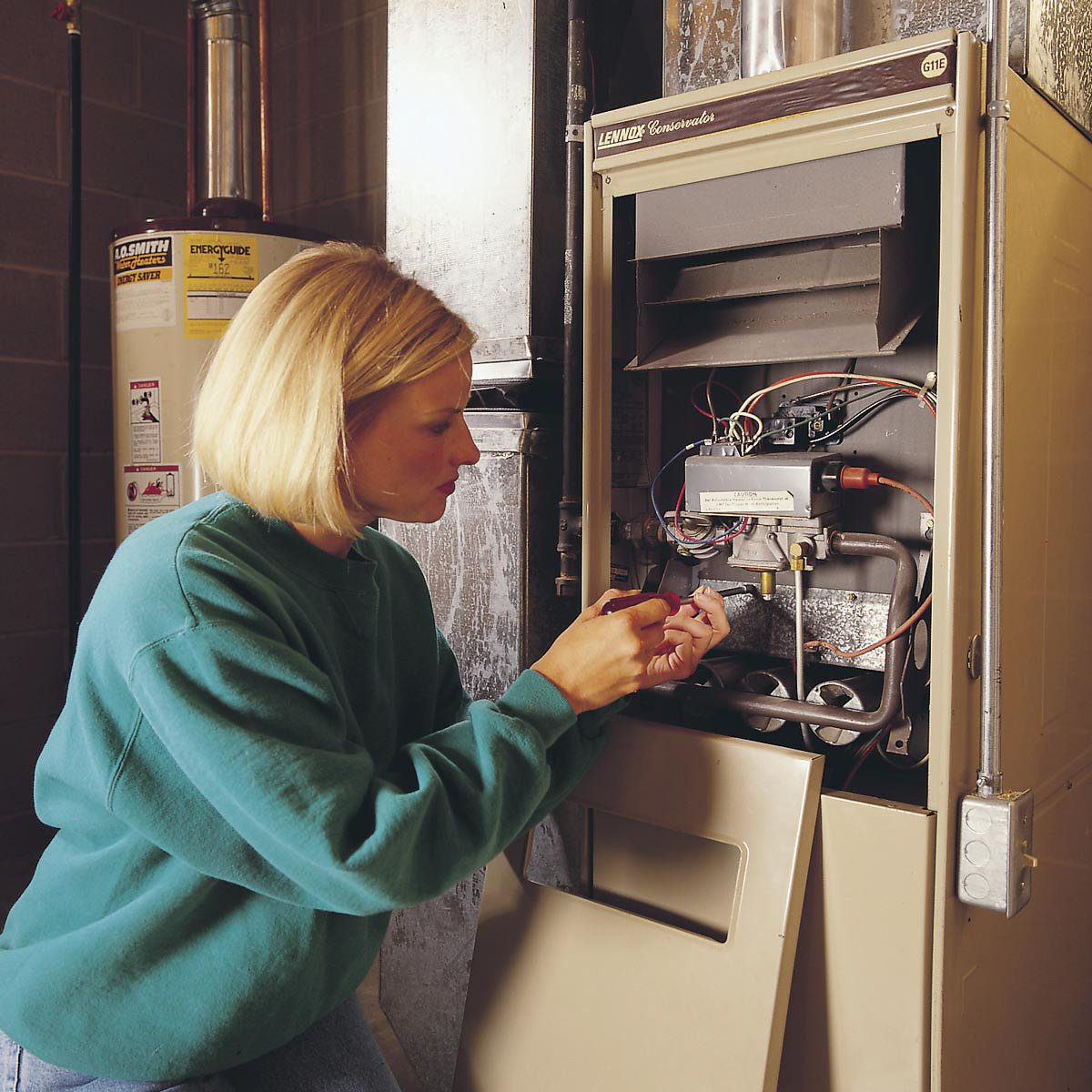 Troubleshooting Your Furnace Until an Austin HVAC Company Can Get to You
